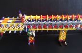 K ' NEX chandelle romaine Shooter : Le tireur de César