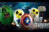 Comment faire étonnant œufs Avengers