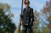Costume de joueur de steampunk Quidditch