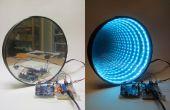 Contrôlé par Arduino RGB LED infini miroir