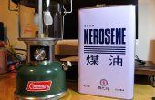 2015.12.28-Convert une lanterne Coleman 220J au kérosène (汽化燈改吃煤油)