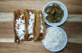Tacos épicés de Squash (en 20 minutes)