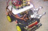 Robot contrôlé Android