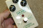 MXR classique Overdrive - Flip un commutateur pour le rendre un Zakk Wylde ZW44 !