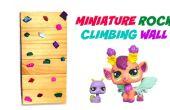 Comment faire un mur d'escalade poupée