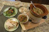 Auxiliaires de préparation de repas--soupe, sandwichs, sautés, salades & plus