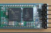 Configuration des modules SC-05 et 06-HC Bluetooth