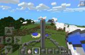 Minecraft PE: Volcan animaux