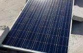 Comment changer de 36V à cellules solaires 12V