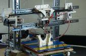 Une imprimante 3D faible coût avec les outils de base