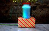 Lampe de Wi-Fi (changement luminosité et des couleurs)