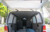 Rideaux de Velcro pour votre camping-car
