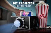 Comment faire un projecteur pour votre téléphone pour environ 2 $