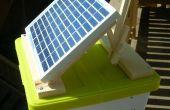 S.P.R.E.E. (solaire photovoltaïque renouvelable électron encapsuleur) Compact, Durable et un générateur d'énergie solaire Portable