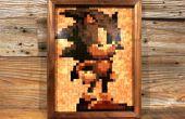 16-bit bois mosaïque - Sonic !