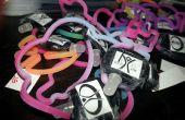 Comment faire pour reconstruire ou construire un Bracelet Silly-Strobe ! w/marche-arrêt bascule !