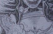 Comment dessiner le Clown de Spawn