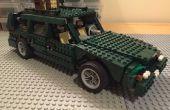 Voiture Lego à télécommande (1997 Volvo 850)