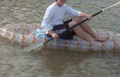 Faire un kayak ouvert à partir de bouteilles recyclées