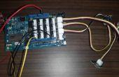 WiFi fonction domotique par Intel Edison et banane Pi M1