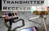 Audio Transmetteur et récepteur laser