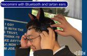 Necomimi bluetooth EEG données pirater.