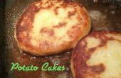 Gâteaux de pommes de terre