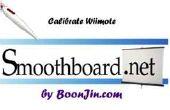 Guide de calibration pour Smoothboard
