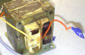 Plaisir de transformateur de micro-onde