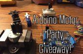 Partie moteur de l'Arduino