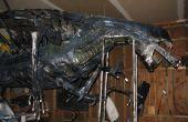 Queen Alien Statue grandeur nature des étrangers