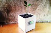 DIY cache-pot Smart