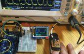 Pléthysmographe - (moniteur de fréquence cardiaque IR)