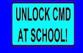 Comment débloquer CMD sur un ordinateur à l'école (Windows XP)