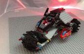 Comment faire un véhicule de Wolf Lego