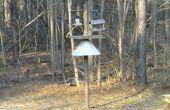 Alimentation Station avec chicane écureuil des oiseaux