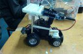 Voiture de Arduino autonome avec capteur de proximité infrarouge