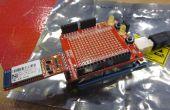 Connexions Serial Arduino Bluetooth ! -Je l'ai fait à TechShop