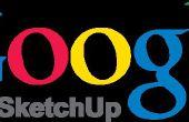 Conversion d'un dessin ou modèle Google Sketchup en format DXF