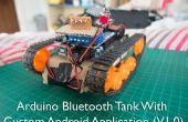 Arduino Bluetooth réservoir avec Application Android personnalisée (V1.0)