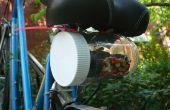 Sac de selle de vélo Jar en plastique