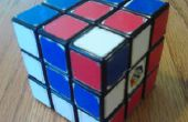 Comment faire des patrons Rubicks Cube