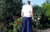 Comment coudre été-envelopper-autour-Jeans/Pantalons