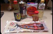 Anguille BBQ japonais - Unagi Hitsumabushi