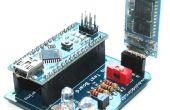 Contrôle LED RGB à l'aide de Amarino Nano 1.0