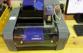 Comment utiliser MDX-20 pour la fabrication de moules