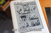 Comment lire Manga sur votre Kindle