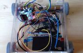 Arduino Android Bluetooth voiture
