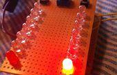 Multifonction LED jeu utilisant un microcontrôleur ATmega32