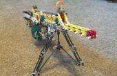 K ' NEX Gun : IRMS Infantry Automatic Rifle / fusil à canon court